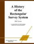 1983 - History of the Rectangular Survey System