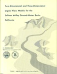1978 - Water Resources Investigations - Two-Dimensional and Three-Dimensional Digital Flow Models of the Salinas Valley Ground-Water Basin, Report 78-113