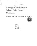 1974 - Geology of the Southern Salinas Valley Area, California