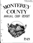 1949, Monterey County Crop Report
