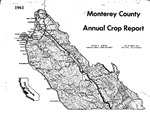 1961, Monterey County Crop Report