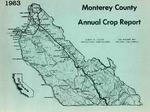 1963, Monterey County Crop Report