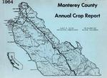 1964, Monterey County Crop Report