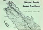 1967, Monterey County Crop Report