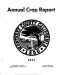 1971, Monterey County Crop Report