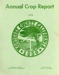 1976, , Monterey County Crop Report.