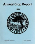 1978, Monterey County Crop Report