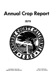 1979, Monterey County Crop Report.