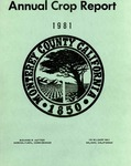 1981, Monterey County Crop Report