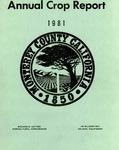 1981, Monterey County Crop Report