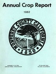 1982, Monterey County Crop Report