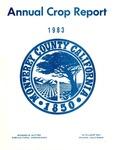 1983, Monterey County Crop Report.