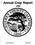 1984, Monterey County Crop Report