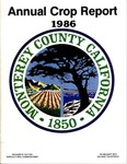1986, Monterey County Crop Report.