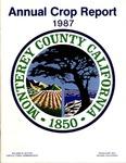 1987, Monterey County Crop Report