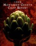 1996, Monterey County Crop Report.