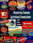 1997, Monterey County Crop Report.