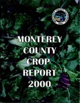 2000, Monterey County Crop Report