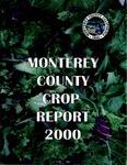 2000, Monterey County Crop Report