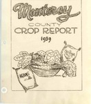1939, Monterey County Crop Reports