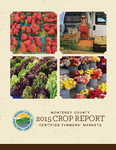 2015 - Monterey County Crop Report