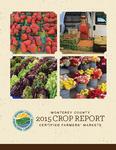 2015 - Monterey County Crop Report