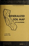 1951 - Generalized Soil Map of California, Manual 6