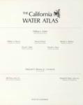 1979 - The California Water Atlas