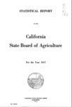 1918 - Report of the State Agricultural Society for the Year 1917