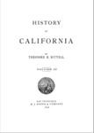 1898 - History of California, Volume 4, Theodore Henry Hittell