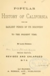 1883 - A popular history of California _ from the earliest period of its discovery to the present time, Lucia Norman