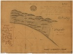 Boca de Santa Monica, Diseños 445, GLO No. 539, Los Angeles County, and associated historical documents.