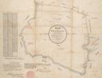 Los Palos Verdes, Diseños 446, GLO No. 439, Los Angeles County, and associated historical documents.