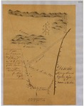 San Juan Cajón de Santa Ana, Diseño 440, GLO No. 473, Los Angeles County, and associated historical documents.