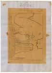 Corte Madera del Presidio, Diseño 497, GLO No. 42, Marin County, and associated historical documents