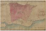 Ex-Mission Santa Barbara, Lands of [Den], Diseños 621, Santa Barbara County, and associated historical documents