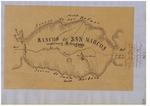 Rancho de San Marcos, Diseños 299, GLO 364, Santa Barbara County, and associated historical documents