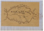 San Marcos, Diseños 299, GLO 364, Santa Barbara County, and associated historical documents