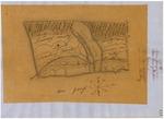 Agua Puerca y las Trancas, Diseño 209, GLO No. 206, Santa Cruz County, and associated historical documents.