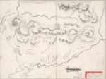 Diseños map and associated historical documents for Rancho Cienega del Gabilan , GLO No. 250.