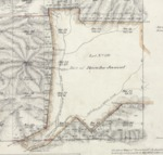 Otay or Jamul (Dominguez), Diseño 330, GLO No. 530, San Diego County, and associated historical documents.