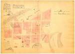 San Francisco - two lots (Leese), Diseño 74, GLO No. 162, San Francisco County, and associated historical documents.