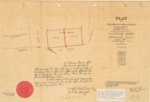 Mission Dolores, Lot in, 50 Vara (Haro),Diseño 705, GLO No. 157, San Francisco County, and associated historical documents.