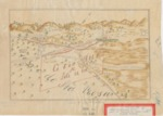 Cabesa (Cabeza) de Santa Rosa, James Eldridge, Diseño 645, GLO No. 63, Sonoma County, and associated historical documents.