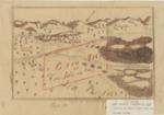 Cabesa (Cabeza) de Santa Rosa, John Hendley, Diseño 659, GLO No. 63, Sonoma County, and associated historical documents.