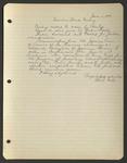 Executive Board Meeting of the Monterey Peninsula Japanese American Citizens League, June 1, 1939