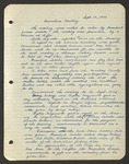 Executive Meeting of the Monterey Peninsula Japanese American Citizens League, September 10, 1940
