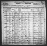 Twelfth Census of the United States: 1900, Schedule No. 1--Population, California, Santa Clara (Part 2) by United States. Bureau of the Census