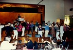 Faculty Conga Line by Steve Zmak