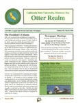 Otter Realm, March 1996 by California State University, Monterey Bay